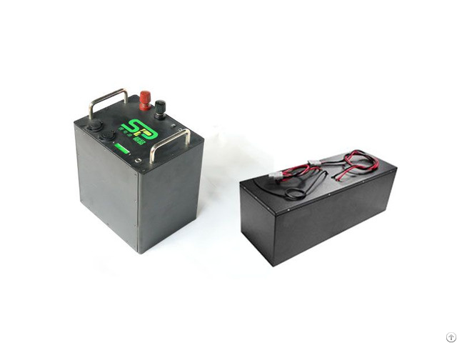 Wholesale Aluminum Shell Lifepo4 Ebike Battery 96v 120ah Electric Motor