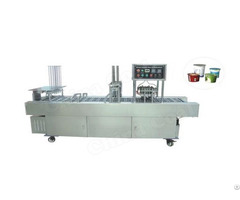Bg32aw Bg60aw Automatic Cup Washing Filling And Sealing Machine