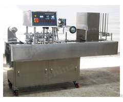 Bg32a 1 Automatic Cup Filling And Sealing Machine