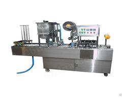Bg32v Bg60v Automatic Cup Filling And Sealing Machine C