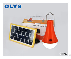 Olys Solar Lighting Intelligent Outdoor Lamp
