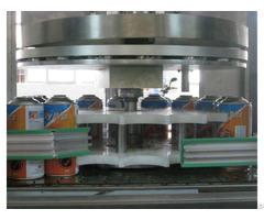Fully Automatic Aerosol Filling Line Machine