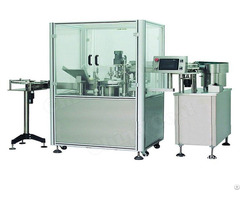 Automatic Perfume Filling Capping Machine L