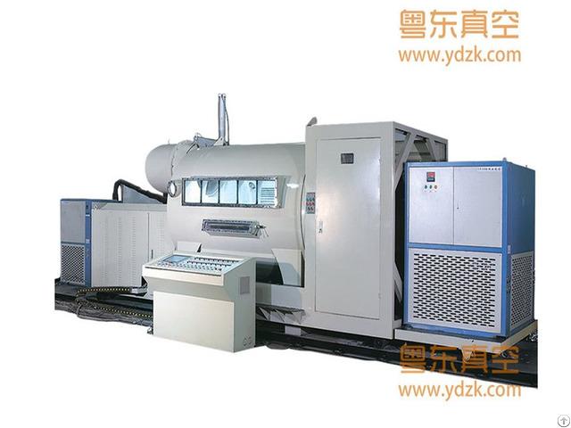 Metallizing Coating Machine H2300 18 Double Door Free Span Metallizer