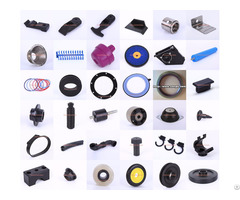 Customised Machinery Accessories Parts