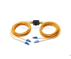Inline Variable Fiber Optical Attenuators Single Double Core