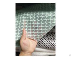 Polyester Fiber 3d Mesh Big Hole Honeycomb