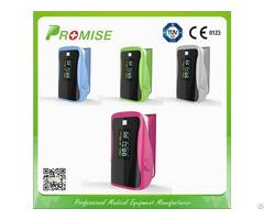 Promise Fingertip Pulse Oximeter Children Oled