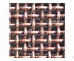 Crimped Copper Wire Mesh