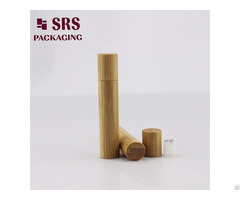 15ml Bamboo Roll On Bottle With Three Balls