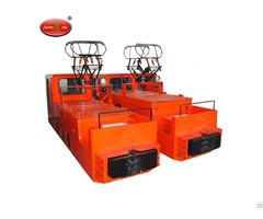 Cjy7 6gp 7t Electric Trolley Underground Mining Locomotive