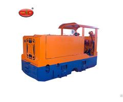 Ccg Mining Explosion Proof Diesel Locomotives