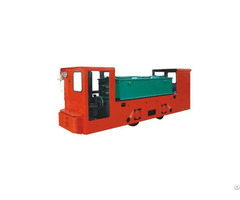 25t Battery Locomotive For Subway Tunneling Match With Tbm Key
