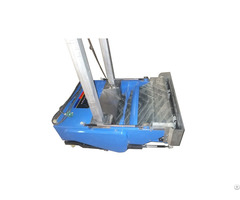 Portable Wall Rendering Machine