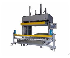 Foam Compression Packing Machine