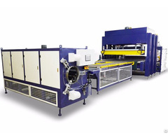 Fully Automatic Mattress Compression And Roll Packing Machine