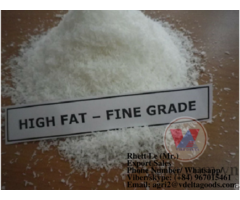 High Fat Desiccated Coconut Viet Delta