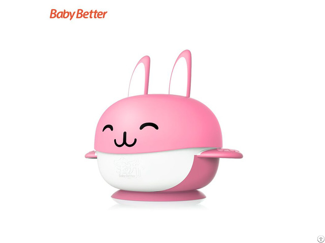 Toddler Training Slip Resistance Suction Bowl