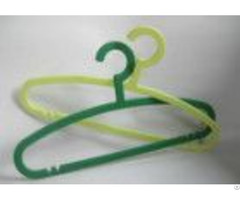 Hot Selling Plastic Hanger With Colorized Colors