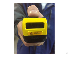 Handheld Data Collector Terminal Autoid Ring Scanner