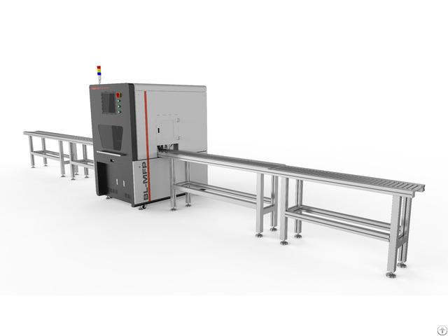 High Tech 20w 30w Aluminum Laser Marking Engraving Machine For Metal