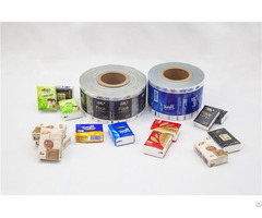 Pocket Tissue Laminated Cpe Plastic Color Printing Packaging Film Single Layer