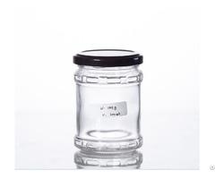 Glass Pickle Jar