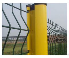 Welded Mesh Fence Hot Sale