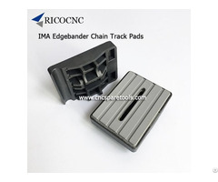 Ima Edgebander Chain Pad Conveyance Tracking Pads 80x60mm