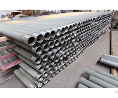 Wear Resistant Centrifugal Cast Alloy Stainless Steel Tubes