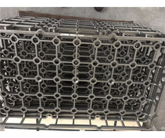 Investment Casting Hk40 Hp40 Hh Heat Treatment Resistant Furnace Trays