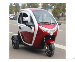 Eec Certificated Three Wheel Electric Car