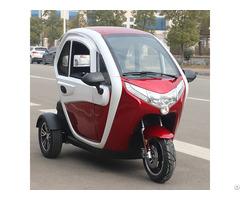 Eec Certificated Three Wheel Electric Car