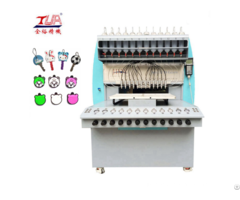 Automatic 3d Pvc Key Cover Dispensing Machine