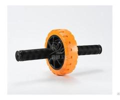 Super Heavy Duty Ab Roller Double Wheel