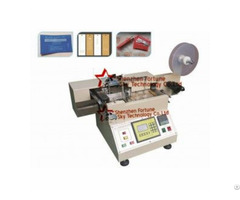 Ultra High Speed Hot And Cold Color Trace Position Label Cutting Machine