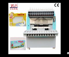 Jinyu Pvc Photo Frame Surface Pattern Dispensing Machine Required