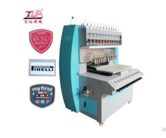Dongguan Jy B02 Silicone Trademark Micro Injection Machine