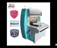 Dongguan Jy B02 Silicone Trademark Micro Injection Machine
