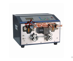 Fully Automatic Flat Sheathed Cable Stripping Machine