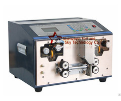 Fully Automatic Large Square Wire Stripping Machine