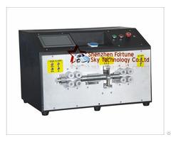 Fully Automatic Large Square Wire Cutter Stripper Machine