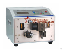 Fully Automatic Pvc Wire Cutting And Stripping Machine