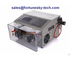 Fully Automatic Sheath Cable Wire Stripping Machine
