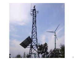 Swt 5kw Variable Pitch Wind Turbine Generator