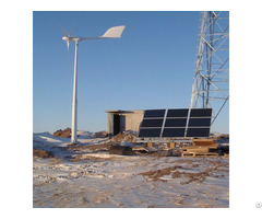 Swt 3kw Variable Pitch Wind Turbine Generator