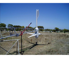 Swt 2kw Variable Pitch Wind Turbine Generator