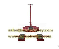 Machine Moving Equipment Price List