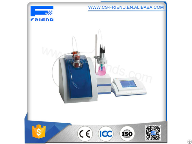 Automatic Acid And Base Tester Of Petroleum Products