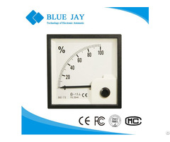 Industrial Universal Be 72 Dc20ma 100% Current Load Meter